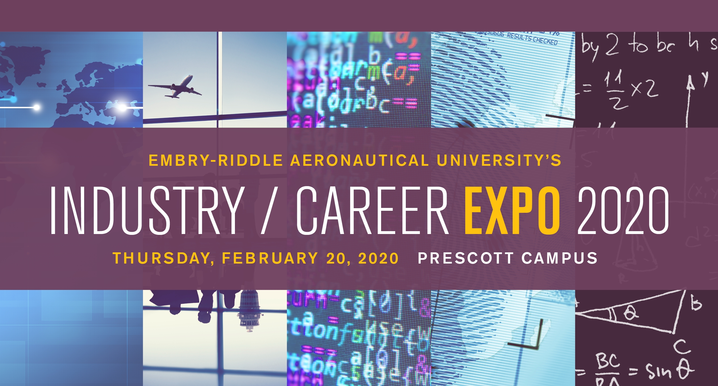 Spring 2020 Expos: Save The Dates - Career Services   Embry
