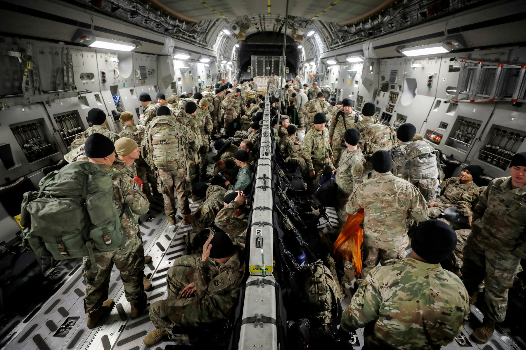U.s. Army Halts Training Over Coronavirus But Then Changes
