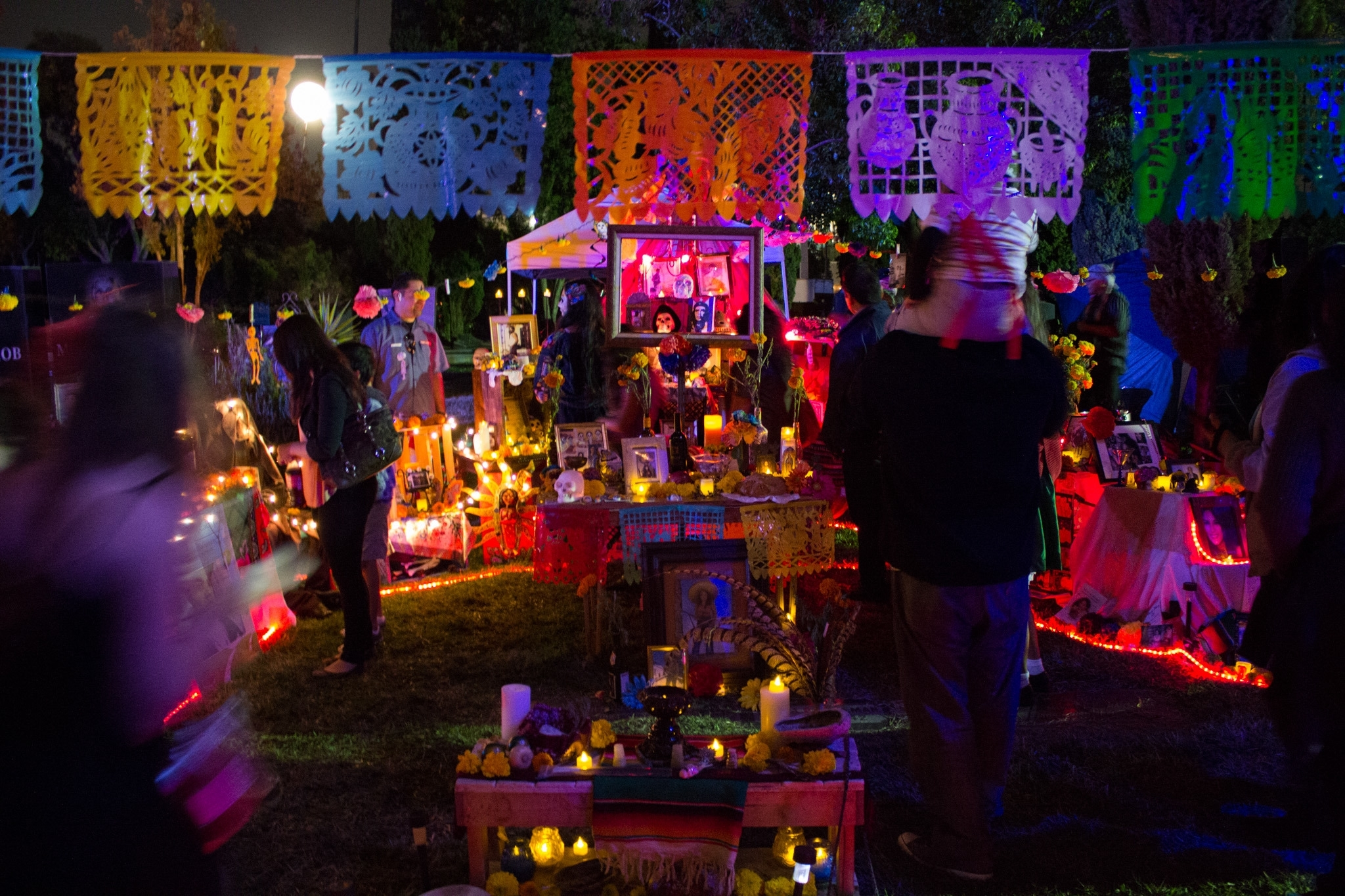 Día De Los Muertos At Hollywood Forever | Online | Things To