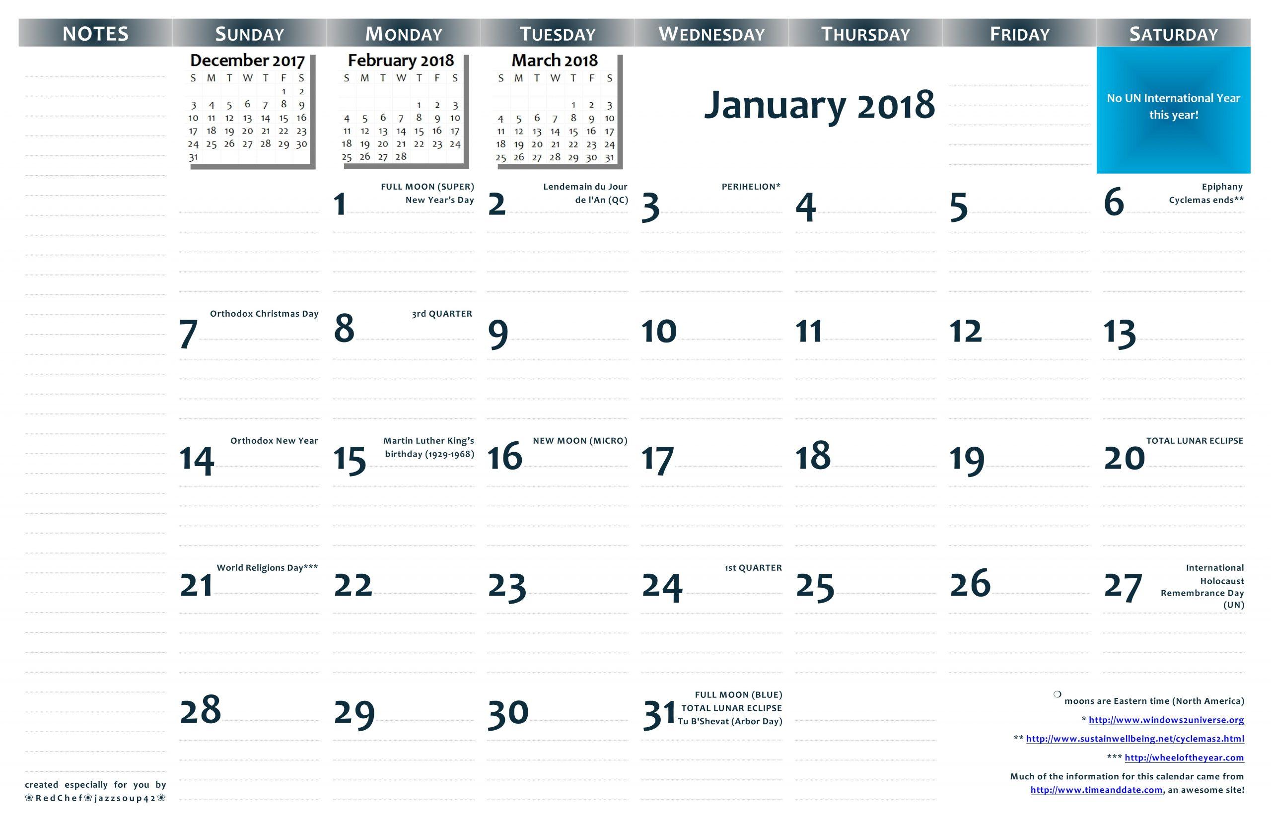 11×17 Calendar Template Word Printable Week Calendar