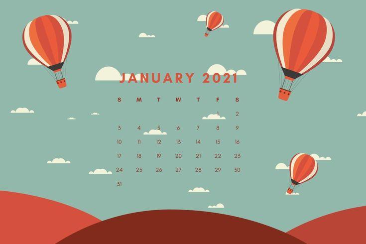 January 2021 Calendar Hd Wallpaper Download | Calendar